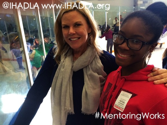 mentoring month IHADLA