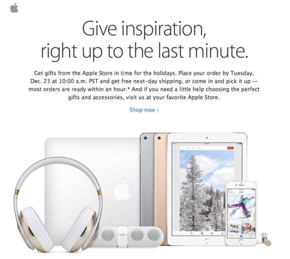 apple store free next day ship